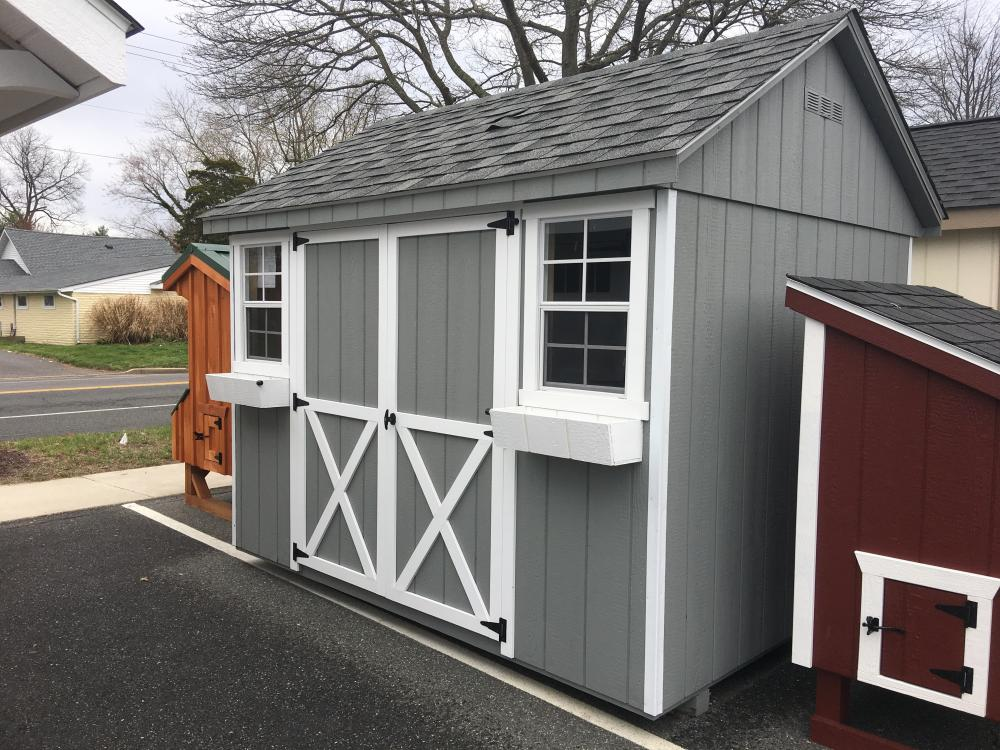 Sheds stoltzfus outdoor living easton for 18x27 window