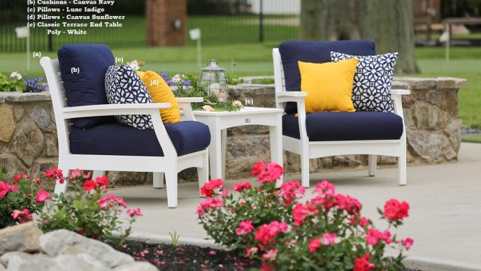 Outdoor Poly Furniture in md