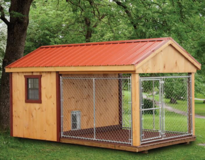 Dog Kennels Stoltzfus Outdoor Living Easton