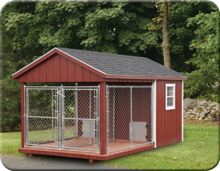 Outdoor Dog Kennel Dog Kennels | Stoltzfu...